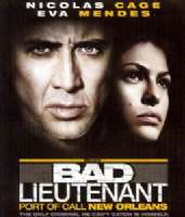 BAD LIEUTENANT:PORT OF CALL NEW ORLEA - Blu-Ray Mo