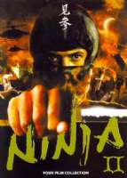 NINJA 2 - DVD Movie
