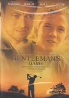 GENTLEMAN'S GAME - DVD Movie