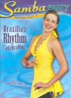 SAMBA PARTY WORKOUT:BRAZILIAN RHYTHM - DVD Movie