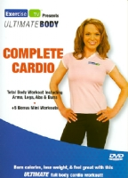 COMPLETE CARDIO - DVD Movie