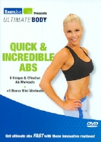 QUICK & INCREDIBLE ABS - DVD Movie