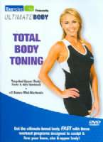 TOTAL BODY TONING - DVD Movie