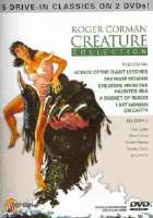 ROGER CORMAN CREATURE COLLECTION - DVD Movie