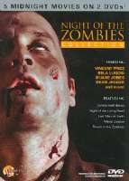 NIGHT OF THE ZOMBIES COLLECTION - DVD Movie