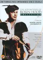 ADVENTURES OF ROBIN HOOD VOLUME 1 - DVD Movie