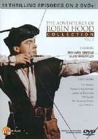 ADVENTURES OF ROBIN HOOD VOLUME 2 - DVD Movie
