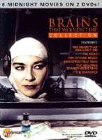 BRAINS THAT WOULDN'T DIE COLLECTION - DVD Movie