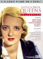 SILVER SCREEN QUEENS COLLECTION - DVD Movie