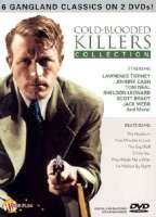 COLD BLOODED KILLER COLLECTION - DVD Movie