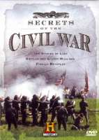 SECRETS OF THE CIVIL WAR - DVD Movie