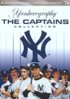 YANKEEOGRAPHY:CAPTAINS - DVD Movie