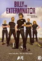 BILLY THE EXTERMINATOR:SEASON 1 - DVD Movie