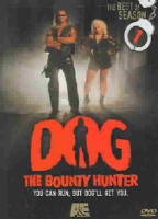 DOG THE BOUNTY HUNTER:BEST OF SEASON - DVD Movie
