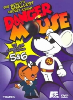 DANGER MOUSE:COMPLETE SEASONS 5 & 6 - DVD Movie