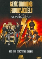 GENE SIMMONS FAMILY JEWELS:BO SSN 1&2 - DVD Movie