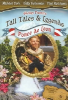 TALL TALES & LEGENDS:PONCE DE LEON - DVD Movie