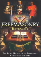 FREEMASONRY REVEALED - DVD Movie