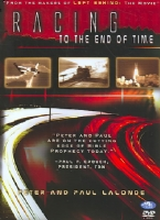 RACING TO THE END OF TIME - DVD Movie