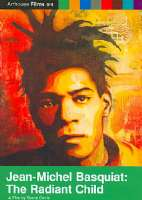 JEAN MICHEL BASQUIAT:RADIANT CHILD - DVD Movie