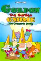 GORDON THE GARDEN GNOME - DVD Movie
