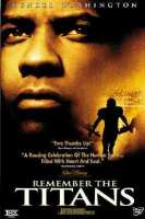 REMEMBER THE TITANS - DVD Movie