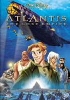 ATLANTIS:LOST EMPIRE - DVD Movie
