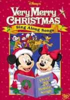 DISNEY'S VERY MERRY CHRISTMAS - DVD Movie