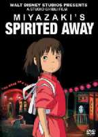 SPIRITED AWAY - DVD Movie
