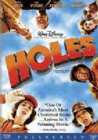 HOLES - DVD Movie