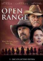 OPEN RANGE - DVD Movie