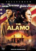 ALAMO - DVD Movie
