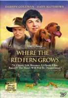 WHERE THE RED FERN GROWS - DVD Movie