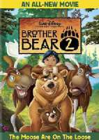 BROTHER BEAR 2 - DVD Movie