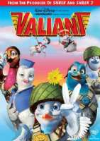 VALIANT - DVD Movie