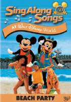 SING ALONG SONGS:BEACH PARTY AT WALT - DVD Movie