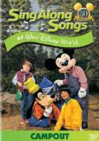 SING ALONG SONGS:CAMPOUT AT WALT DISN - DVD Movie