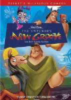 EMPEROR'S NEW GROOVE:NEW GROOVE EDITI - DVD Movie