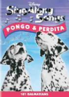 SING ALONG SONGS:PONGO & PERDITA - DVD Movie