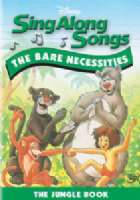 SING ALONG SONGS:BARE NECESSITIES - DVD Movie