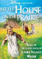 LITTLE HOUSE ON THE PRAIRIE - DVD Movie