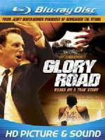 GLORY ROAD - Blu-Ray Movie