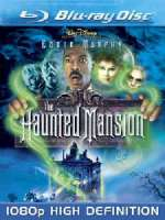 HAUNTED MANSION - Blu-Ray Movie