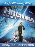 HITCHHIKER'S GUIDE TO THE GALAXY - Blu-Ray Movie