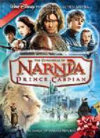 CHRONICLES OF NARNIA:PRINCE CASPIAN - DVD Movie