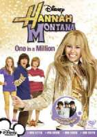 HANNAH MONTANA:ONE IN A MILLION - DVD Movie