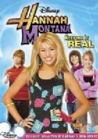 HANNAH MONTANA:KEEPING IT REAL - DVD Movie