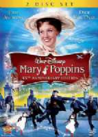 MARY POPPINS 45TH ANNIVERSARY EDITION - DVD Movie