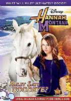 HANNAH MONTANA:MILEY SAYS GOODBYE - DVD Movie