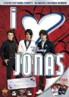 JONAS VOL 2:I HEART JONAS - DVD Movie